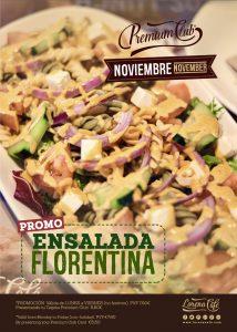 Promo premium club noviembre lorena café